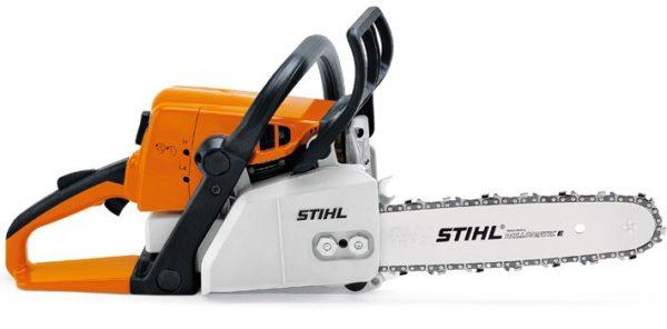Motosierra Stihl MS 250 - Motosierra compacta de gran potencia para uso intermedio - La Quinta