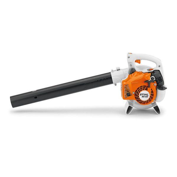 Soplador BG 50 - Soplador a gasolina agil y manejable con equipamiento firme de calidad STIHL comprobada - La Quinta
