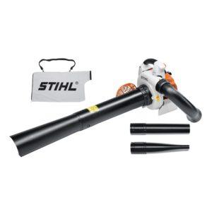 Picador/aspirador Stihl SH 86 C-ED - Aspirador de gran potencia - La Quinta