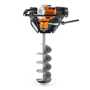 Hoyadora Stihl BT 130 - Cómoda hoyadora de un sólo trabajador para hacer hoyos de hasta 200 mm de grosor - La Quinta