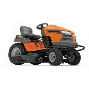 Mini-Tractor Husqvarna YTH22V46 Fuerte y de diseño robusto Mini-Tractor,especial para trabajar grandes superficies de terreno ya que es muy comodo y posee un potente motor Briggs&Stratton - La Quinta