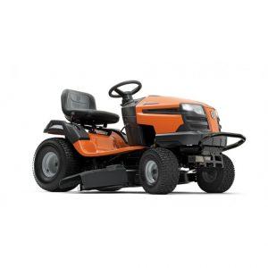 Mini-Tractor Husqvarna LTH1842 - Tractor corta césped de alta calidad con motor Kohler, muy facil y cómodo de manejar - La Quinta