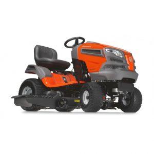 Mini-Tractor Husqvarna YTH24V54 - Diseño fuerte y junto a una ergonomía de primera clase. Alimentado por un motor B&S de 725 cm³ - La Quinta