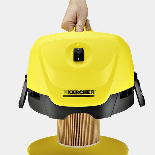 Aspiradora Karcher WD 3