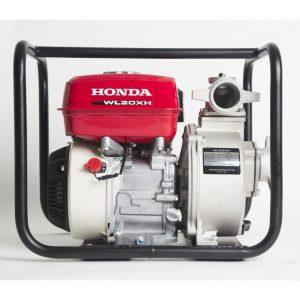 Motobomba Honda WL20 XH - Equipada con motor de 4 HP con sistema OHV y refrigerada por aire, esta bomba es ideal para desagües, cargas de camiones cisterna, irrigación complementaria y equipos fumigadores - La Quinta