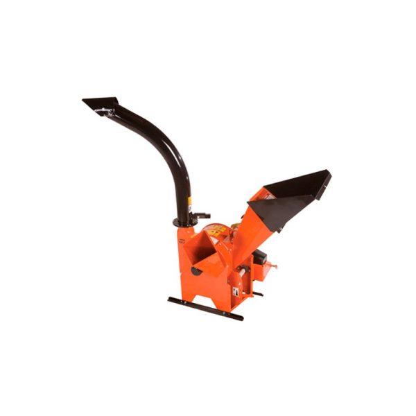 Chipeadora-Trituradora Echo Bear Cat SC-5540B - Eficaz trituradora-chipeadora de alta calidad - La Quinta