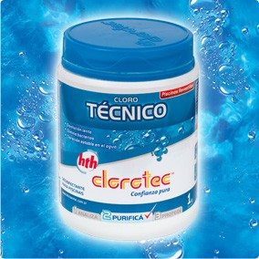 Cloro Técnico Granulado - Clorotec 1 Kg - Cloro Tecnico Granulado - La Quinta