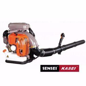 Sopladora de Mochila Sensei Kasei BPB 650 - Soplador Sensei Kasei BPB 650 con motor de 2 tiempos refrigerado por aire y una cilindrada de 63,3 cc - La Quinta