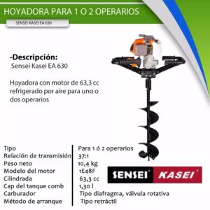 Hoyadora Sensei Kasei EA 630