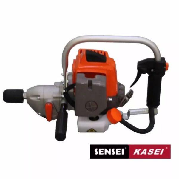 Taladro Portátil Sensei Kasei ED 260 - Taladro portátil de 25,4 cc y una potencia de 0,7 kW - La Quinta