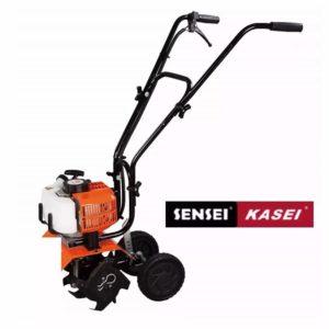 Motocultivador Sensei Kasei TC 430 - Motocultivador Sensei Kasei TC 430 con una cilindrada de 42,7 cc. Y un ancho de trabajo de 24 cm y una profundidad de trabajo de 100 mm - La Quinta