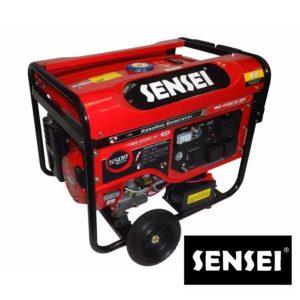 Motogenerador Grupo Electrogeno | Sensei MGE 6500 AE AVR