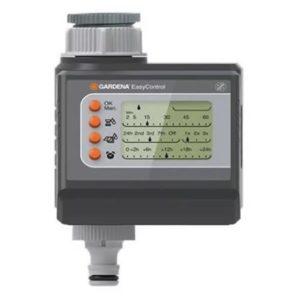 Programador De Riego | Gardena Easy Control - Programación flexible: riego automático diario o cada 2, 3 o 7 días cada uno de ellos cada 8, 12 o 24 horas - La Quinta
