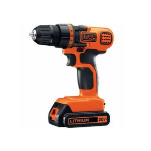 Taladro Inalámbrico Litio | Black & Decker LD120