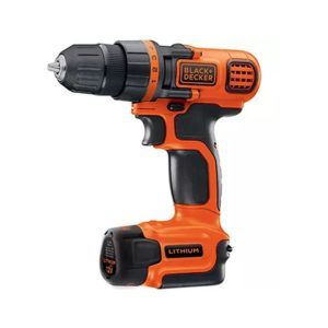 Taladro Inalámbrico Litio | Black & Decker LD112