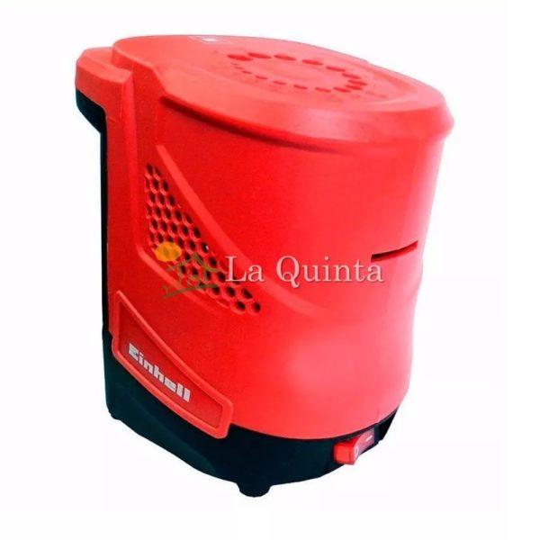 Afilador de Mechas | Einhell TH-SH 3/10 - Práctica y potente herramientas que devuelve la capacidad de taladrado a brocas metálicas de diámetros 3 a 10 mm. Bajo nivel de ruido y vibración - La Quinta