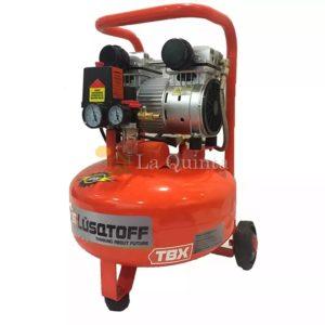 Compresor Odontologico | Lusqtoff LC-0122 - Compresor odontologico con capacidad de tanque de 24 litros - La Quinta