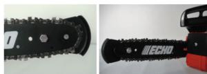Protección de corte Echo CS-303T
